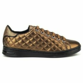 Geox  Jaysen  women's Shoes (Trainers) in Brown
