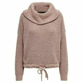 Only  JERSEY PARA MUJER  women's Sweater in Pink