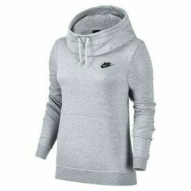 Nike  W Nsw Fnl Flc  women's Sweatshirt in Grey