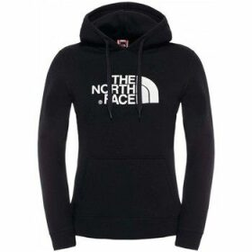 The North Face  W Drew Peak Pull Hoodie  women's Sweatshirt in Black