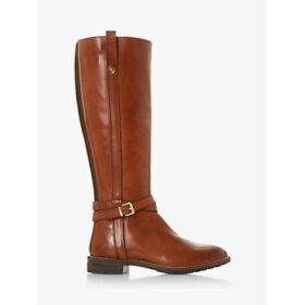 Dune Tylar Knee High Leather Boots