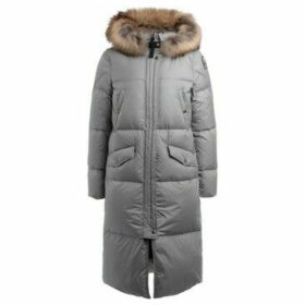 Parajumpers  coat Pouf silver stuffed model with down  women's Jacket in Silver