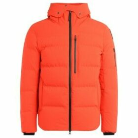 Parajumpers  Orange Kanya Parajumper Duvet  women's Jacket in Red