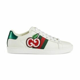 Women's Ace sneaker with GG apple