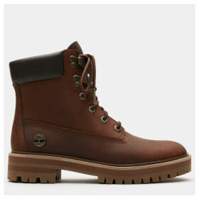 Timberland London Square 6 Inch Boot For Women In Brown Brown, Size 3.5