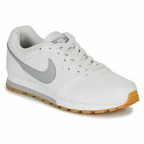 Nike  MD RUNNER 2 SE W  women's Shoes (Trainers) in Beige