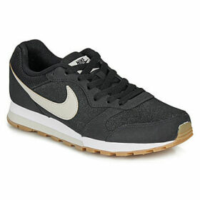 Nike  MD RUNNER 2 SE W  women's Shoes (Trainers) in Black