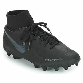 Nike  PHANTOM VSN CLUB DF MG  women's Football Boots in Black