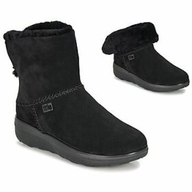 FitFlop  MUKLUK SHORTY III  women's Mid Boots in Black