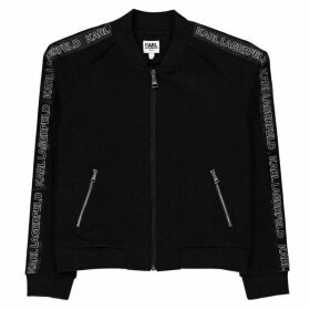 Karl Lagerfeld Zip Top