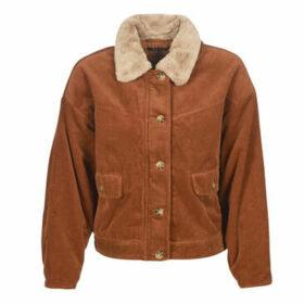 Only  ONLBITTEN  women's Jacket in Brown