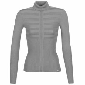 Morgan  MENTOS  women's Sweater in Grey