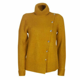 Morgan  MCHO  women's Sweater in Yellow