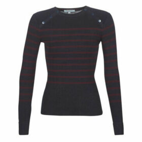 Morgan  MLEA  women's Sweater in Blue