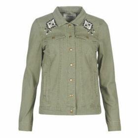 Only  ONLBRINDA  women's Jacket in Kaki