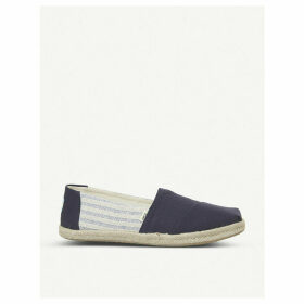 Alpargata Ivy League canvas espadrilles shoes