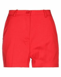 LOVE MOSCHINO TROUSERS Shorts Women on YOOX.COM