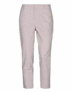 MAISON CLOCHARD TROUSERS Casual trousers Women on YOOX.COM