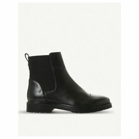 Paysan round-toe leather Chelsea boots
