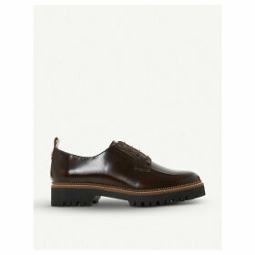 Fate lace-up leather brogues