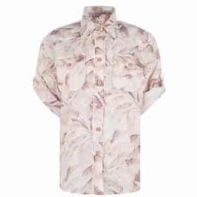 Zimmermann Super Eight Safari Shirt