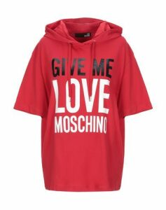 LOVE MOSCHINO TOPWEAR T-shirts Women on YOOX.COM