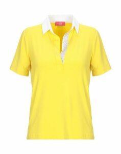 VDP CLUB TOPWEAR Polo shirts Women on YOOX.COM