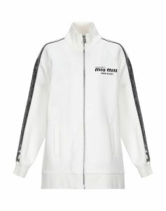 MIU MIU TOPWEAR Sweatshirts Women on YOOX.COM