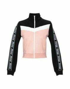 MIU MIU TOPWEAR Sweatshirts Women on YOOX.COM