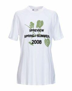 5PREVIEW TOPWEAR T-shirts Women on YOOX.COM