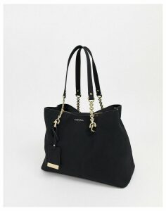 Carvela Camilla slouch tote in black
