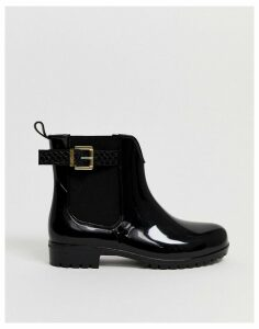Carvela ankle boot welly-Black