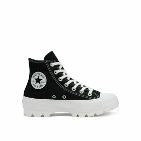 Chuck Taylor All Star Lugged Canvas Hi Trainers