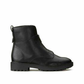Coco Zip Bootie Boots