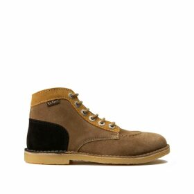 Orilegend Suede Ankle Boots