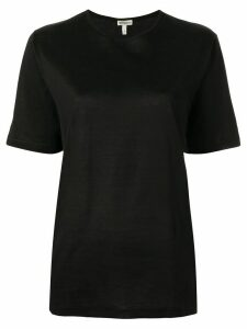 Hermès Pre-Owned round neck T-shirt - Black