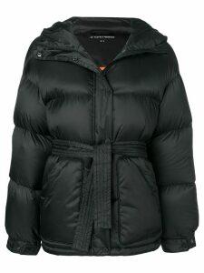 Perfect Moment oversized parka jacket - Black