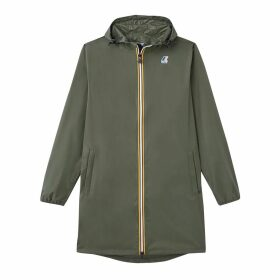 Le Vrai 3.0 Eiffel Long Windbreaker