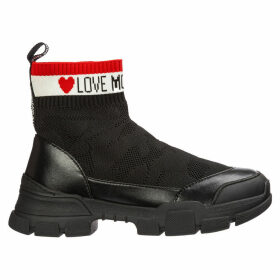 Love Moschino Midi Platform Sneakers