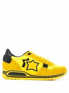 Atlantic Stars Shaka low-top sneakers - Yellow