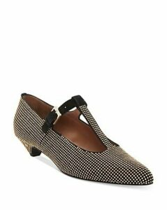 Laurence Dacade Women's Studded Mary Jane Pumps