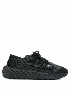 Giuseppe Zanotti Urchin low top sneakers - Black