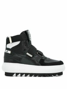 Diadora MI Basket Cyberpun high-top sneakers - Black