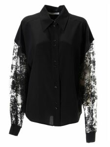 Givenchy Laced Sleeve Shirt