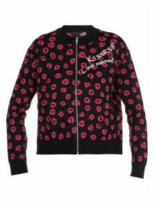 Love Moschino Kisses Sweatshirt
