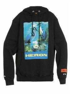 HERON PRESTON Permanent Sweatshirt