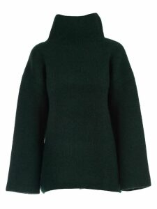 Jacquemus Le Maille Agde Sweater High Neck W/ribs
