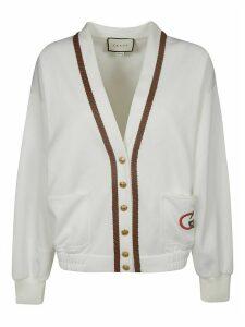 Gucci Jersey Cardigan