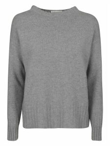 Zanone Ribbed Sweatshirt