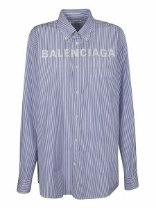Balenciaga Striped Shirt